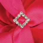 Mini Diamante Diamond Buckle